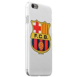 Чехол-накладка UV-print для iPhone 6s/ 6 (4.7) пластик (спорт) ФК Барселона тип 006