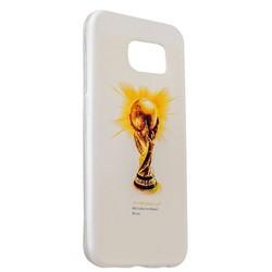 Чехол-накладка UV-print для Samsung GALAXY S6 SM-G920F силикон (спорт) Чемпионат мира тип 006