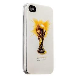 Чехол-накладка UV-print для iPhone 4S/ 4 силикон (спорт) Чемпионат мира тип 006