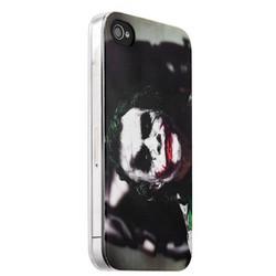 Чехол-накладка UV-print для iPhone 4S/ 4 силикон (арт) тип 003