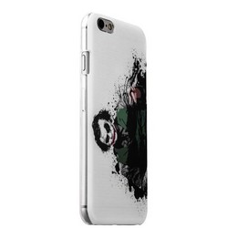 Чехол-накладка UV-print для iPhone 6s/ 6 (4.7) пластик (арт) тип 006