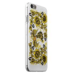 Чехол-накладка UV-print для iPhone 6s/ 6 (4.7) пластик (цветы и узоры) Хохлома тип 001
