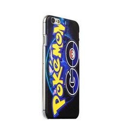 Чехол-накладка UV-print для iPhone 6s/ 6 (4.7) пластик (игры) Pokemon GO тип 004