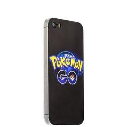 Чехол-накладка UV-print для iPhone SE/ 5S/ 5 силикон (игры) Pokemon GO тип 004