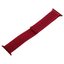 Ремешок COTEetCI W17 Magic Tape Band (WH5225-RD-40) для Apple Watch 40мм/ 38мм Red Красный