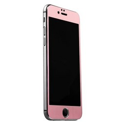 Чехол&стекло iBacks Ares Series Protection Suit для iPhone 6s Plus (5.5) - Conqueror (ip60163) Pink Розовый