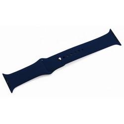 Ремешок спортивный COTEetCI W3 Sport Band (CS2086-MB) для Apple Watch 44мм/ 42мм Темно-синий