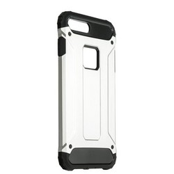 Накладка Amazing design противоударная для iPhone 8 Plus/ 7 Plus (5.5) Серебристая