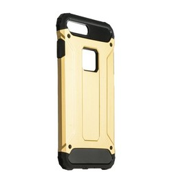 Накладка Amazing design противоударная для iPhone 8 Plus/ 7 Plus (5.5) Золотистая