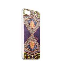 Накладка силиконовая Beckberg Golden Faith series для iPhone SE (2020г.)/ 8/ 7 (4.7) со стразами Swarovski вид 13