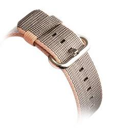 Ремешок COTEetCI W11 NYLON BAND (WH5213-GY-38) для Apple Watch 40мм/ 38мм Gray - Серый