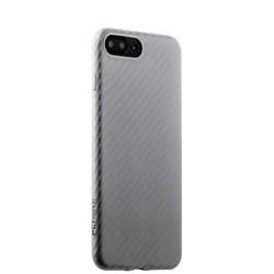 Накладка (карбон) ультра-тонкая Phantom series (HYIIP7-SIL) для iPhone 8 Plus/ 7 Plus (5.5) Серебристая
