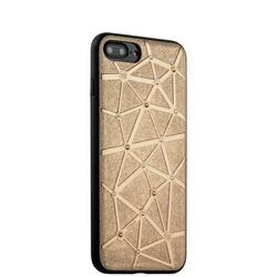 Чехол-накладка силиконовый COTEetCI Star Diamond Case для iPhone 8 Plus/ 7 Plus (5.5) CS7033-GD Золотистый