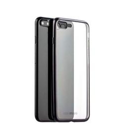 Чехол-накладка силикон Deppa Gel Plus Case D-85286 для iPhone 8 Plus/ 7 Plus (5.5) 0.9мм Черный матовый борт