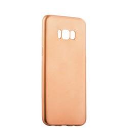 Чехол-накладка силиконовый J-case Delicate Series Matt 0.5mm для Samsung Galaxy S8 Plus Розовое золото