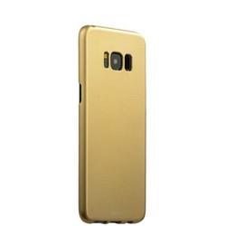 Чехол-накладка пластик Soft touch Deppa Air Case D-83308 для Samsung GALAXY S8+ SM-G955F 1мм Золотистый