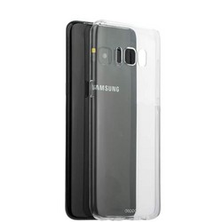 Чехол-накладка силикон Deppa Gel Case D-85304 для Samsung GALAXY S8+ SM-G955F 0.8мм Прозрачный