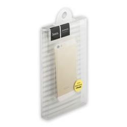 Чехол силиконовый Hoco Light Series для iPhone SE/ 5S/ 5 (4.7) Прозрачный
