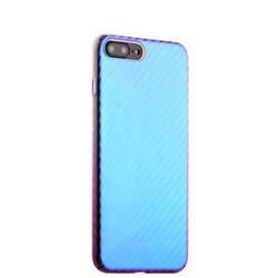 "Чехол-накладка пластиковый J-case Colorful Fashion Series 0.5mm для iPhone 8 Plus/ 7 Plus (5.5"") Розовый оттенок"