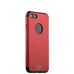 """Чехол-накладка силиконовый J-case Jack Series (с магнитом) для iPhone SE (2020г.)/ 8/ 7 (4.7"""") Красный"""