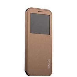 """Чехол-книжка Coblue Elegance Flip Cover Series для iPhone XS/ X (5.8"""") Золотистый"""
