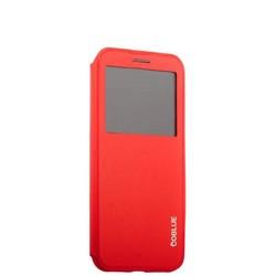 """Чехол-книжка Coblue Elegance Flip Cover Series для iPhone XS/ X (5.8"""") Красный"""