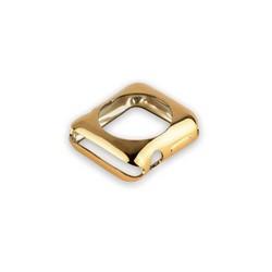 Чехол силиконовый COTEetCI TPU case для Apple Watch Series 3/ 2 (CS7040-CE) 38мм Золотистый