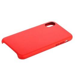 """Чехол-накладка кожаная COTEetCI Elegant PU Leather Case для iPhone XS/ X (5.8"""") CS8011-RD Красный"""