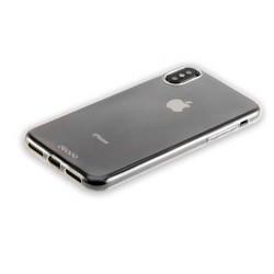 """Чехол-накладка силикон Deppa Gel Case D-85335 для iPhone XS/ X (5.8"""") 0.8мм Прозрачный"""