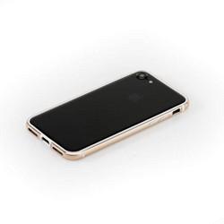 "Бампер металлический G-Case Grand Series для Apple iPhone SE (2020г.)/ 8/ 7 (4.7"") Золотистый"