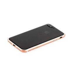 """Бампер поликарбонат с силиконом Totu Evoque Series для Apple iPhone 8 Plus/ 7 Plus (5.5"""") Розовое золото"""