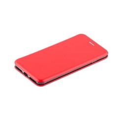 """Чехол-книжка кожаный Fashion Case Slim-Fit для iPhone 8 Plus/ 7 Plus (5.5"""") Red Красный"""