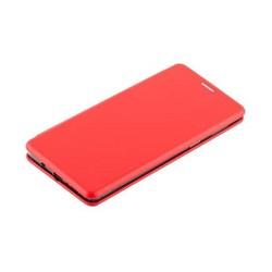 Чехол-книжка кожаный Fashion Case Slim-Fit для Samsung Galaxy Note 8 Red Красный