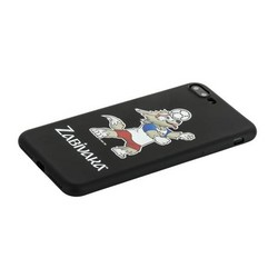 "Чехол-накладка TPU Deppa D-103922 ЧМ по футболу FIFA™ Zabivaka 1 для iPhone 8 Plus/ 7 Plus (5.5"")"