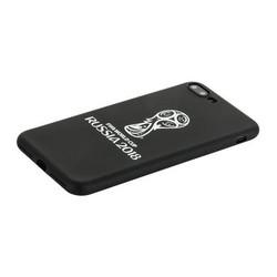 "Чехол-накладка TPU Deppa D-103926 ЧМ по футболу FIFA™ Official Emblem для iPhone 8 Plus/ 7 Plus (5.5"") Белый"