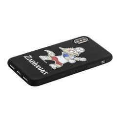 """Чехол-накладка TPU Deppa D-103946 ЧМ по футболу FIFA™ Zabivaka 1 для iPhone XS/ X (5.8"""")"""