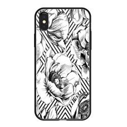 "Чехол-накладка закаленное стекло Deppa Glass Case D-86504 для iPhone XS/ X (5.8"") 2.0мм Белый"