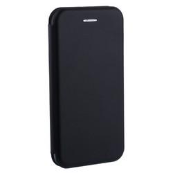Чехол-книжка кожаный Fashion Case Slim-Fit для iPhone 6s/ 6 (4.7) Black Черный