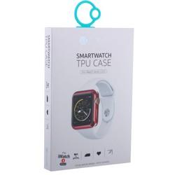 Чехол силиконовый бампер COTEetCI TPU case для Apple Watch Series 5/ 4 (CS7049-TT) 40мм Прозрачный