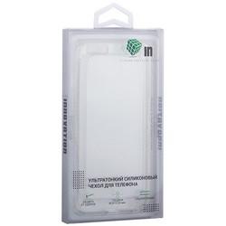 """Чехол силиконовый Innovation для iPhone 6s Plus/ 6 Plus (5.5"""") тонкий 0.6 мм прозрачный"""