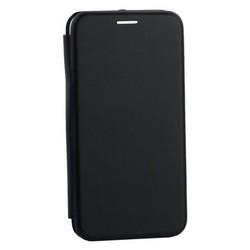 Чехол-книжка кожаный Innovation Case для Samsung Galaxy S10e Черный