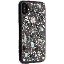 """Чехол-накладка пластиковая K-Doo Flash TPU+Lucite для Iphone XR (6.1"""") силиконовый борт Серебристая"""