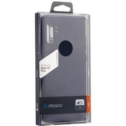 Чехол-накладка силикон Deppa Gel Color Case D-87331 для Samsung GALAXY Note 10 Plus (2019) 0.8мм Синий