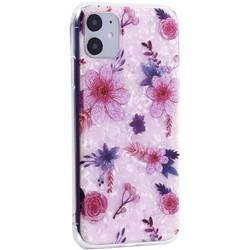 """Чехол-накладка пластиковый MItrifON для iPhone 11 (6.1"""") с силиконовыми бортами Розовый вид №4"""