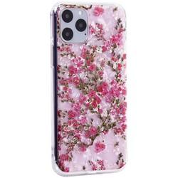 """Чехол-накладка пластиковый MItrifON для iPhone 11 Pro (5.8"""") с силиконовыми бортами Розовый вид №2"""