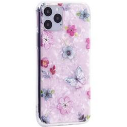 """Чехол-накладка пластиковый MItrifON для iPhone 11 Pro (5.8"""") с силиконовыми бортами Розовый вид №5"""