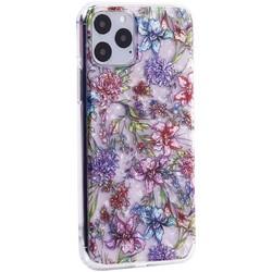 """Чехол-накладка пластиковый MItrifON для iPhone 11 Pro (5.8"""") с силиконовыми бортами Розовый вид №6"""