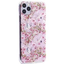 """Чехол-накладка пластиковый MItrifON для iPhone 11 Pro Max (6.5"""") с силиконовыми бортами Розовый вид №1"""