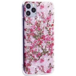 """Чехол-накладка пластиковый MItrifON для iPhone 11 Pro Max (6.5"""") с силиконовыми бортами Розовый вид №2"""