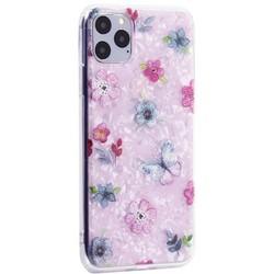 """Чехол-накладка пластиковый MItrifON для iPhone 11 Pro Max (6.5"""") с силиконовыми бортами Розовый вид №5"""
